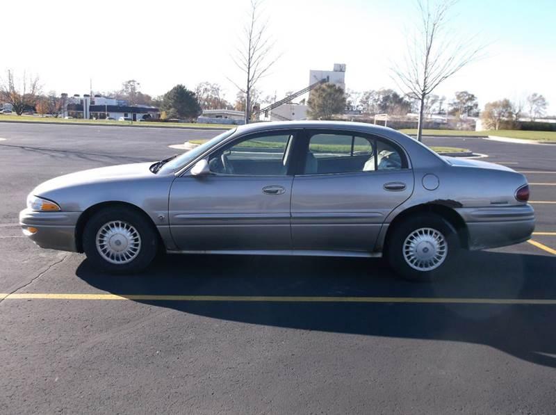 2000 Buick LeSabre Custom 4dr Sedan - Waukesha WI