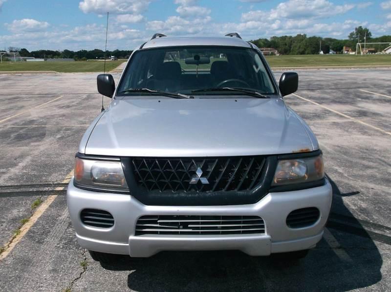 2003 Mitsubishi Montero Sport ES 4WD 4dr SUV - Waukesha WI