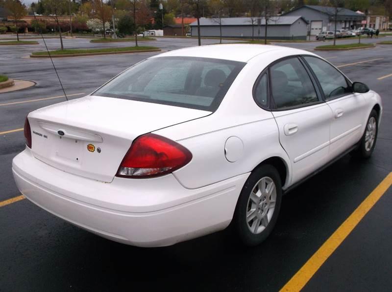2007 Ford Taurus SE Fleet 4dr Sedan - Waukesha WI