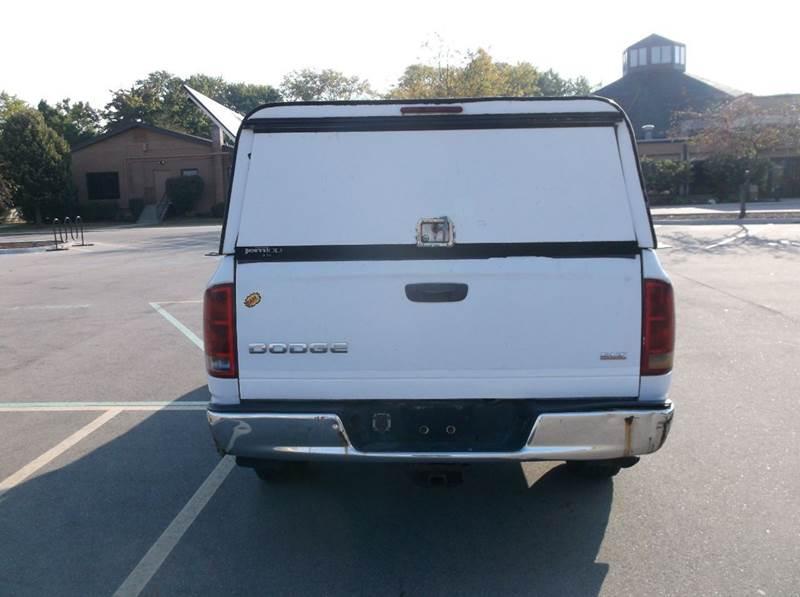 2004 Dodge Ram Pickup 1500 2dr Regular Cab SLT Rwd LB - Waukesha WI