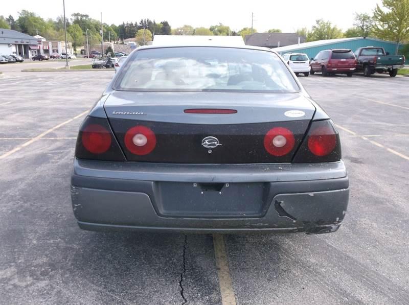 2005 Chevrolet Impala 4dr Sedan - Waukesha WI
