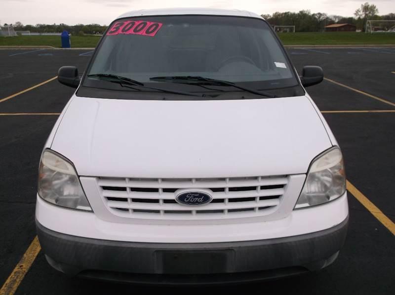 2007 Ford Freestar 4dr Cargo Mini-Van - Waukesha WI