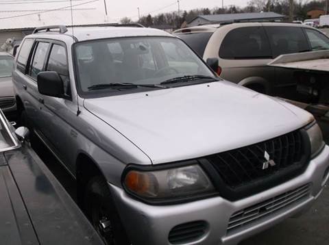 2003 Mitsubishi Montero Sport for sale in Waukesha, WI