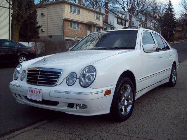 2002 mercedes benz e class awd e320 4matic 4dr sedan in for Mercedes benz south jersey