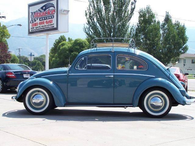 used 1958 volkswagen beetle for sale. Black Bedroom Furniture Sets. Home Design Ideas