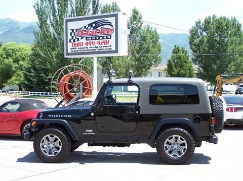 2005 jeep wrangler for sale howell mi. Black Bedroom Furniture Sets. Home Design Ideas