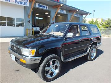 1994 Toyota 4Runner for sale in Forest Grove, OR