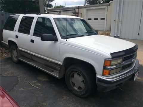 1997 Chevrolet Tahoe for sale in Holdrege, NE