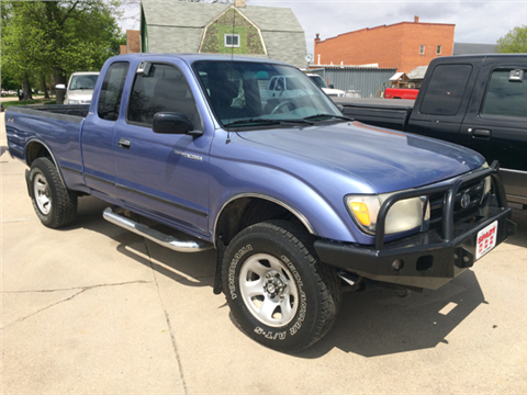 1999 toyota tacoma for sale for Spady motors holdrege ne