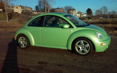 volkswagen new beetle for sale maine. Black Bedroom Furniture Sets. Home Design Ideas