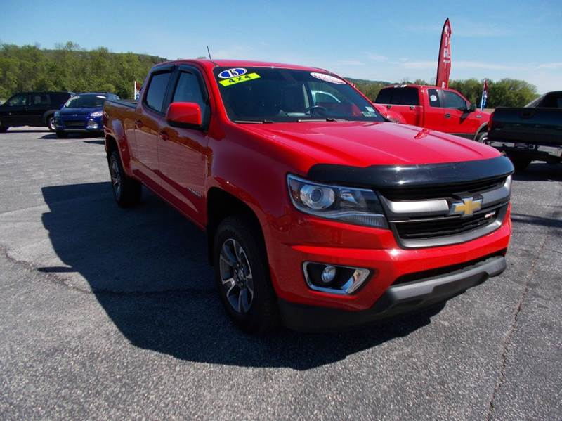2015 Chevrolet Colorado Z71 - Hanover PA