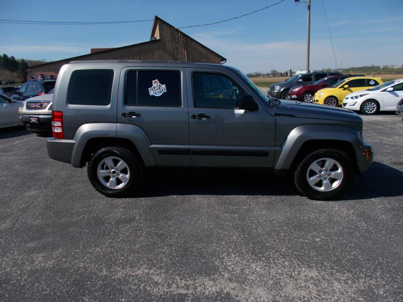 2012 Jeep Liberty 4x4 Sport 4dr SUV - Hanover PA