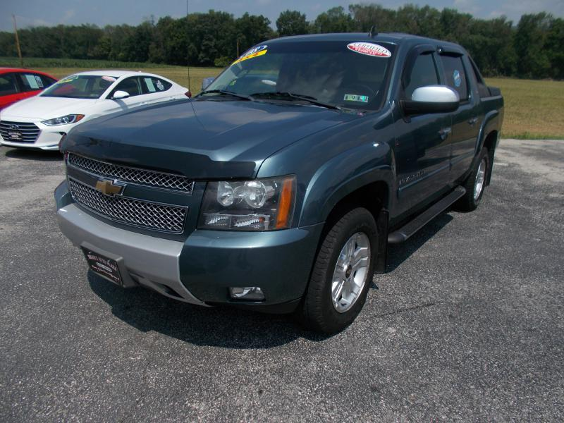 2008 Chevrolet Avalanche 4x4 LTZ 4dr Crew Cab SB - Hanover PA