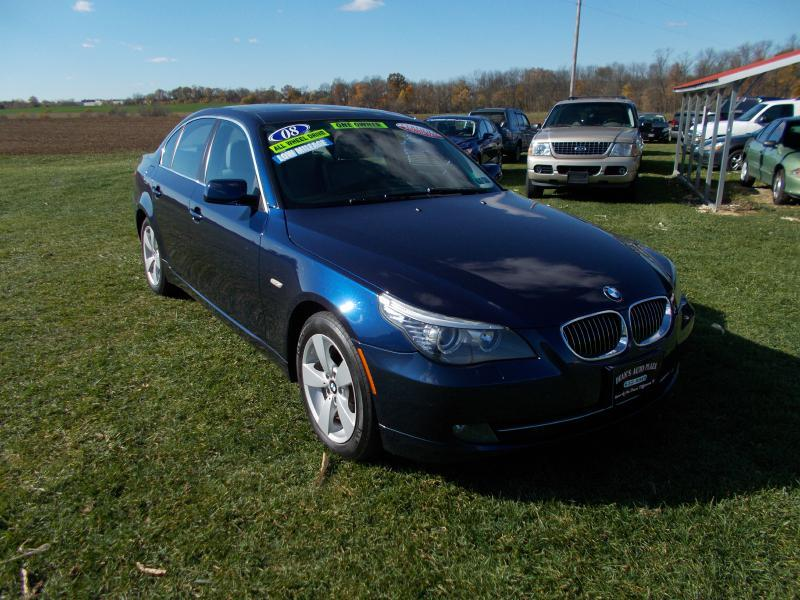 2008 bmw 5 series awd 528xi 4dr sedan luxury in hanover pa dean 39 s auto plaza. Black Bedroom Furniture Sets. Home Design Ideas