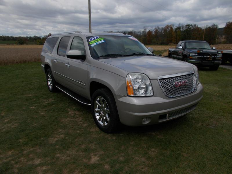 2009 gmc yukon xl awd denali 4dr suv in hanover pa dean. Black Bedroom Furniture Sets. Home Design Ideas