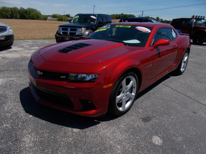 2014 Chevrolet Camaro SS 2dr Coupe w/1SS - Hanover PA