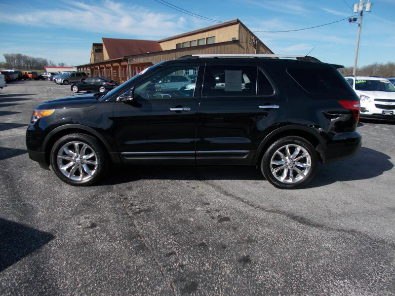 2012 Ford Explorer AWD Limited 4dr SUV - Hanover PA