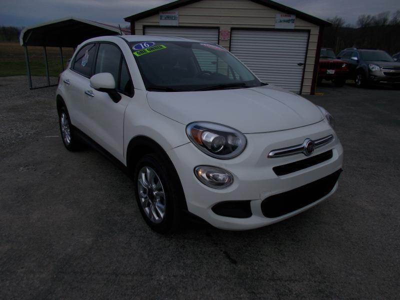 2016 FIAT 500X Easy 4dr Crossover - Hanover PA