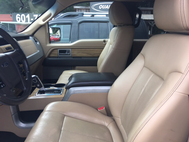 2011 Ford F-150 Lariat 4x4 4dr SuperCrew Styleside 5.5 ft. SB - Collins MS