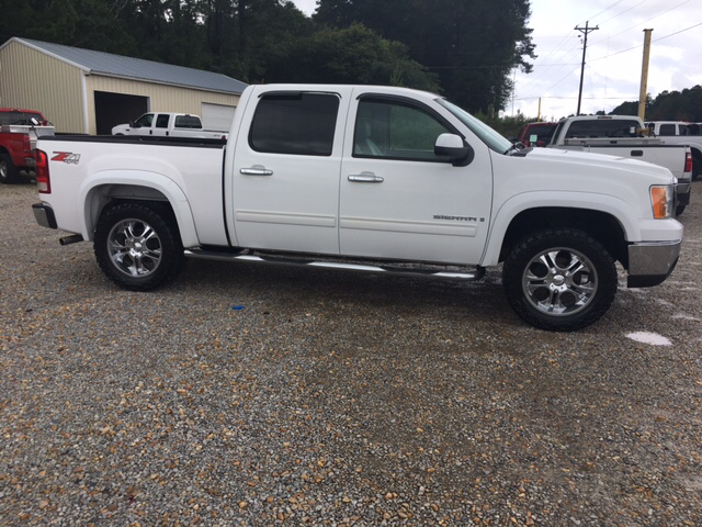 2008 GMC Sierra 1500 4WD SLT 4dr Crew Cab 5.8 ft. SB - Collins MS