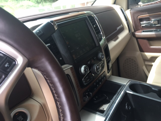 2014 RAM Ram Pickup 2500 4x4 Laramie 4dr Crew Cab 6.3 ft. SB Pickup - Collins MS