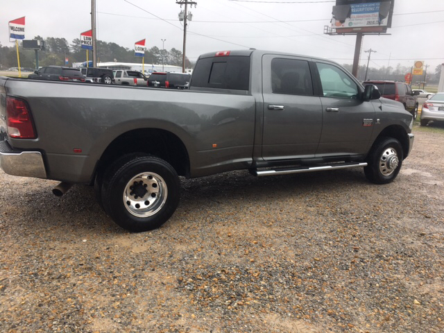 2012 RAM Ram Pickup 3500 4x4 Big Horn 4dr Crew Cab 8 ft. LB Pickup - Collins MS