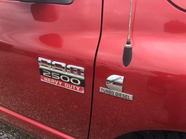 2008 Dodge Ram Pickup 2500 SXT 4dr Mega Cab 4WD SB - Collins MS
