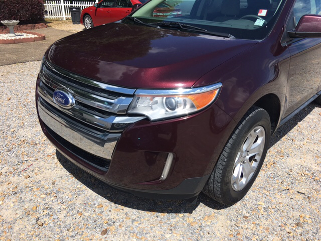 2011 Ford Edge SEL 4dr SUV - Collins MS