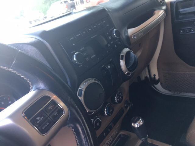 2011 Jeep Wrangler Sport Mojave 4x4 2dr SUV - Collins MS