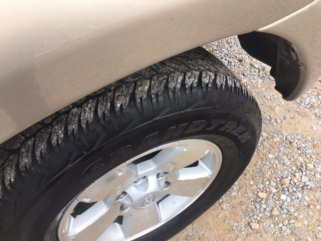 2006 Toyota Sequoia Limited 4dr SUV 4WD - Collins MS