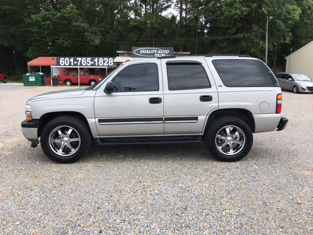 2005 Chevrolet Tahoe LS 4dr SUV - Collins MS