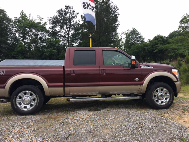 2012 Ford F-250 Super Duty King Ranch 4x4 4dr Crew Cab 6.8 ft. SB Pickup - Collins MS
