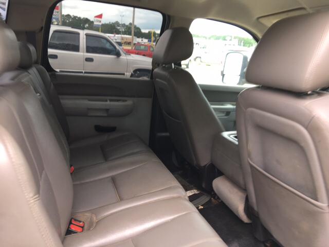 2012 Chevrolet Silverado 3500HD 4x4 Work Truck 4dr Crew Cab LB DRW - Collins MS