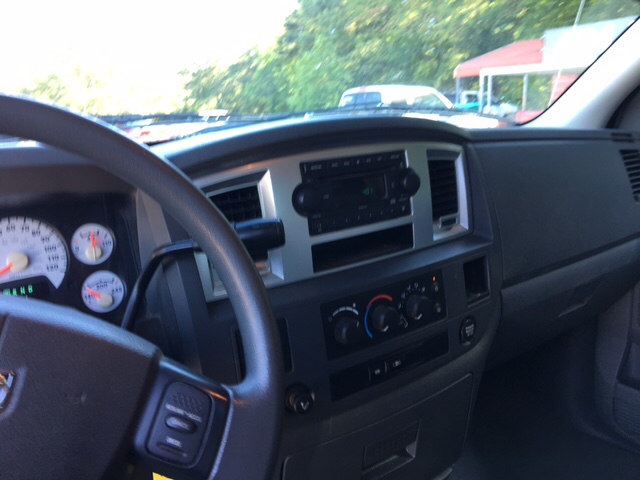 2009 Dodge Ram Pickup 3500 SLT 4x4 4dr Quad Cab 8 ft. LB - Collins MS