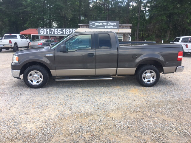 2006 Ford F-150 XLT 4dr SuperCab Styleside 5.5 ft. SB - Collins MS
