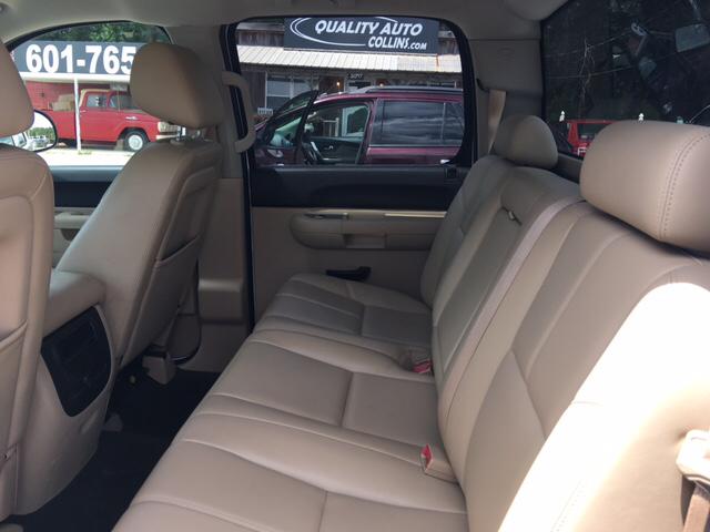 2010 Chevrolet Silverado 1500 4x2 LT 4dr Crew Cab 5.8 ft. SB - Collins MS