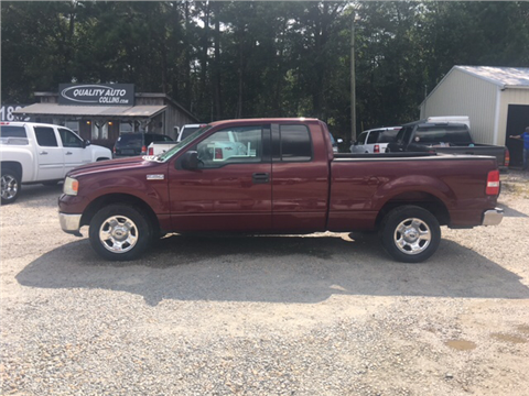 2004 Ford F-150 for sale in Collins, MS