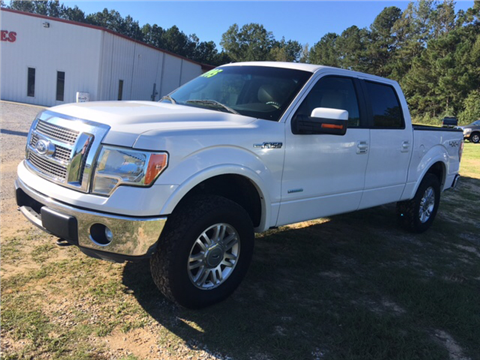 2011 Ford F-150 for sale in Collins, MS