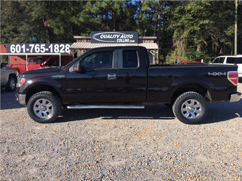 2013 Ford F-150 for sale in Collins, MS
