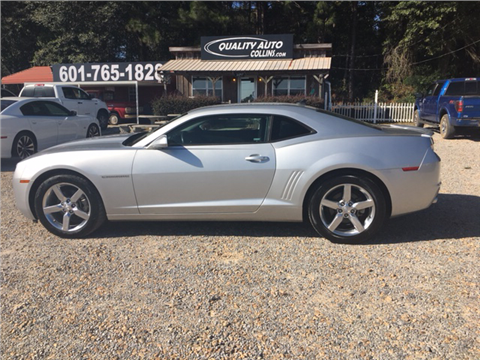 2011 Chevrolet Camaro for sale in Collins, MS