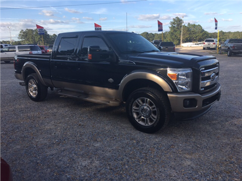 2011 Ford F-250 Super Duty for sale in Collins, MS