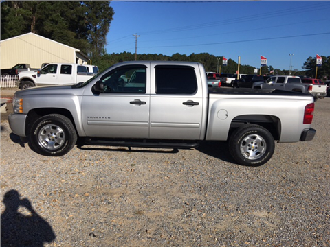 2010 Chevrolet Silverado 1500 for sale in Collins, MS