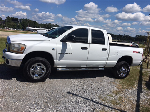 2006 Dodge Ram Pickup 2500 for sale in Collins, MS