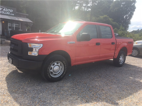 2015 Ford F-150 for sale in Collins, MS