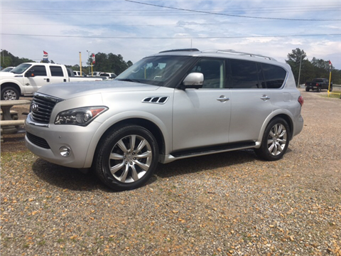 2012 Infiniti QX56 for sale in Collins, MS