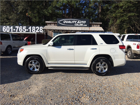 2013 Toyota 4Runner for sale in Collins, MS