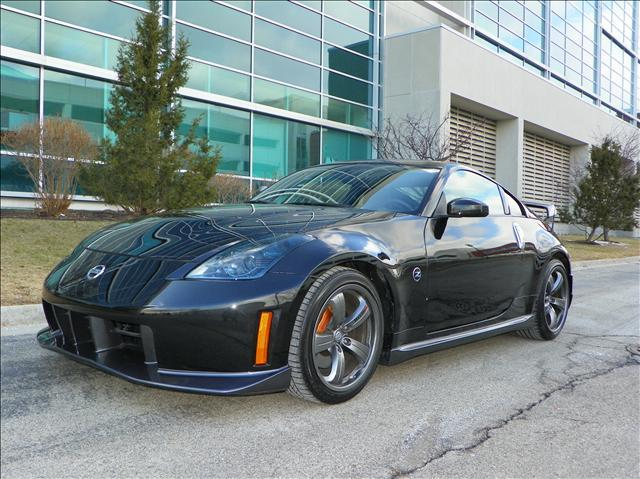 2008 nissan 350z nismo edition for sale in skokie arlington heights chicago suburban auto sales. Black Bedroom Furniture Sets. Home Design Ideas
