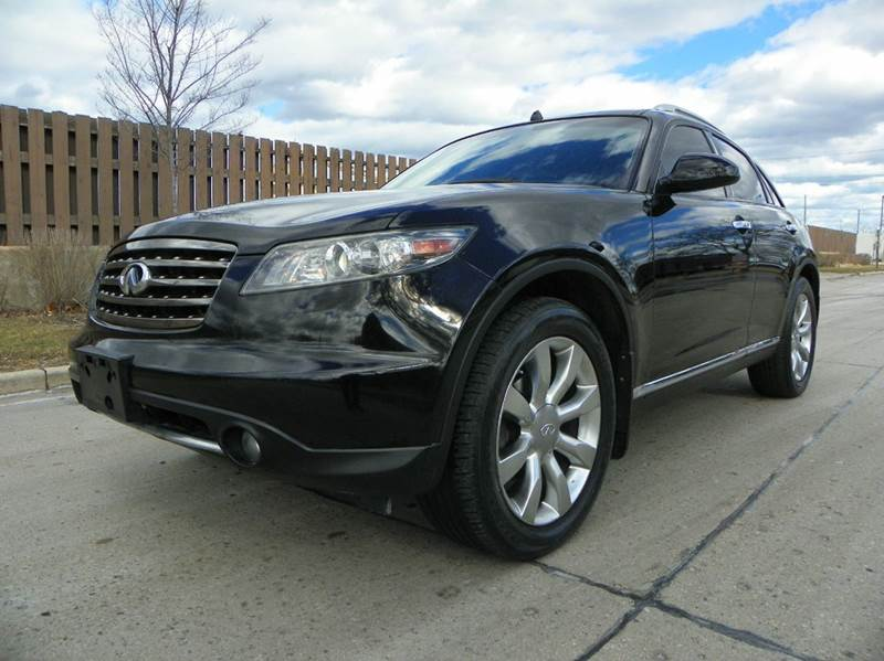 2007 infiniti fx35 base awd 4dr suv in wheeling il vk. Black Bedroom Furniture Sets. Home Design Ideas