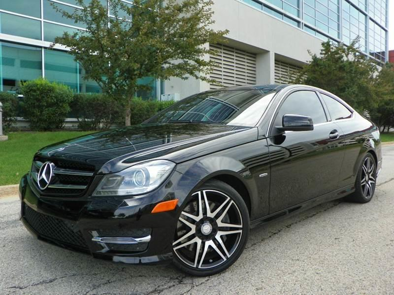 2013 mercedes benz c class c250 2dr coupe in wheeling il vk auto imports. Black Bedroom Furniture Sets. Home Design Ideas