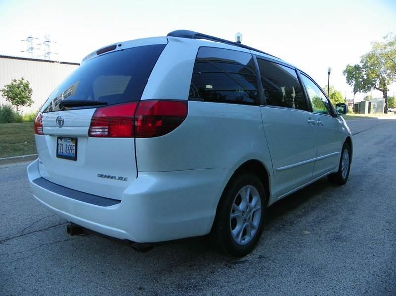 2004 toyota sienna xle limited 7 passenger 4dr mini van in wheeling il vk auto imports. Black Bedroom Furniture Sets. Home Design Ideas